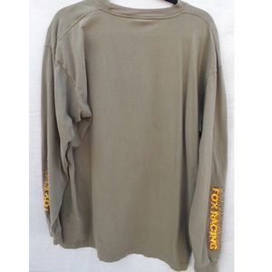 62a0ba395e6e Fox Shirts - FOX RACING FLAME LONG SLEEVE